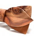 Noeuds papillon en bois - Asymétric