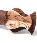 Noeuds papillon en bois - Le Rétro