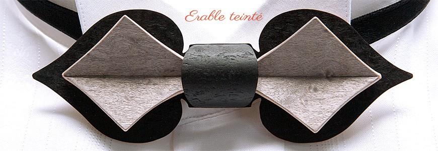 Nœud papillon bois - La Carte - MELISSAMBRE