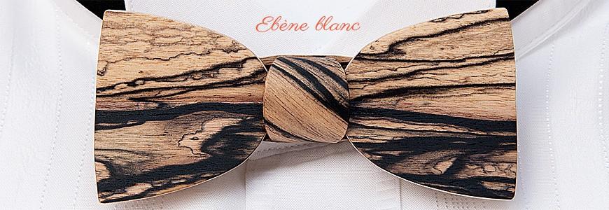 Nœud papillon en bois - Le Mellissimo - MELISSAMBRE