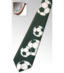 Wooden tie, Soccer - MELISSAMBRE
