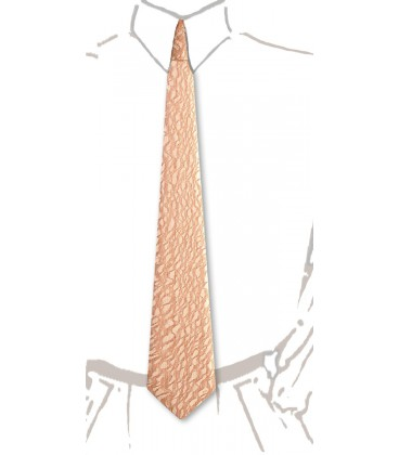 Cravate en bois, Louro-Faïa - MELISSAMBRE