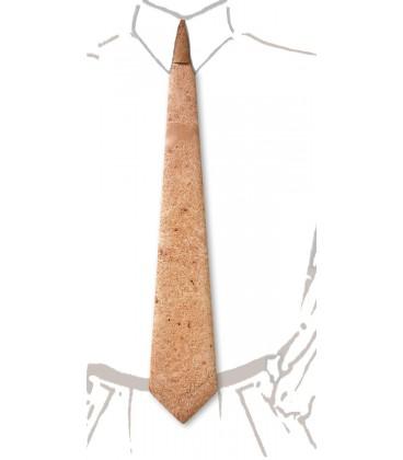 Cravate en bois, loupe d'Erable - MELISSAMBRE