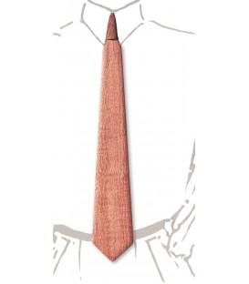 Wooden tie, watered Bubinga - MELISSAMBRE
