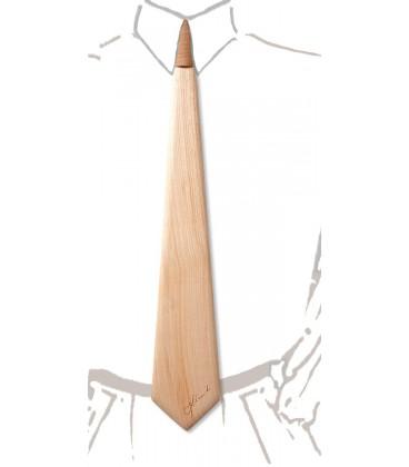 Cravate en bois, Erable - MELISSAMBRE