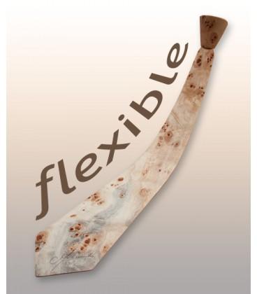 Cravate en bois, flexible - MELISSAMBRE