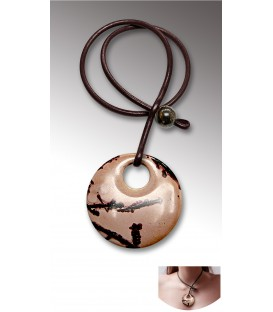Necklace in Jasper