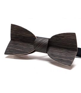 Bow tie in wood, Mellissimo in Marsh Oak