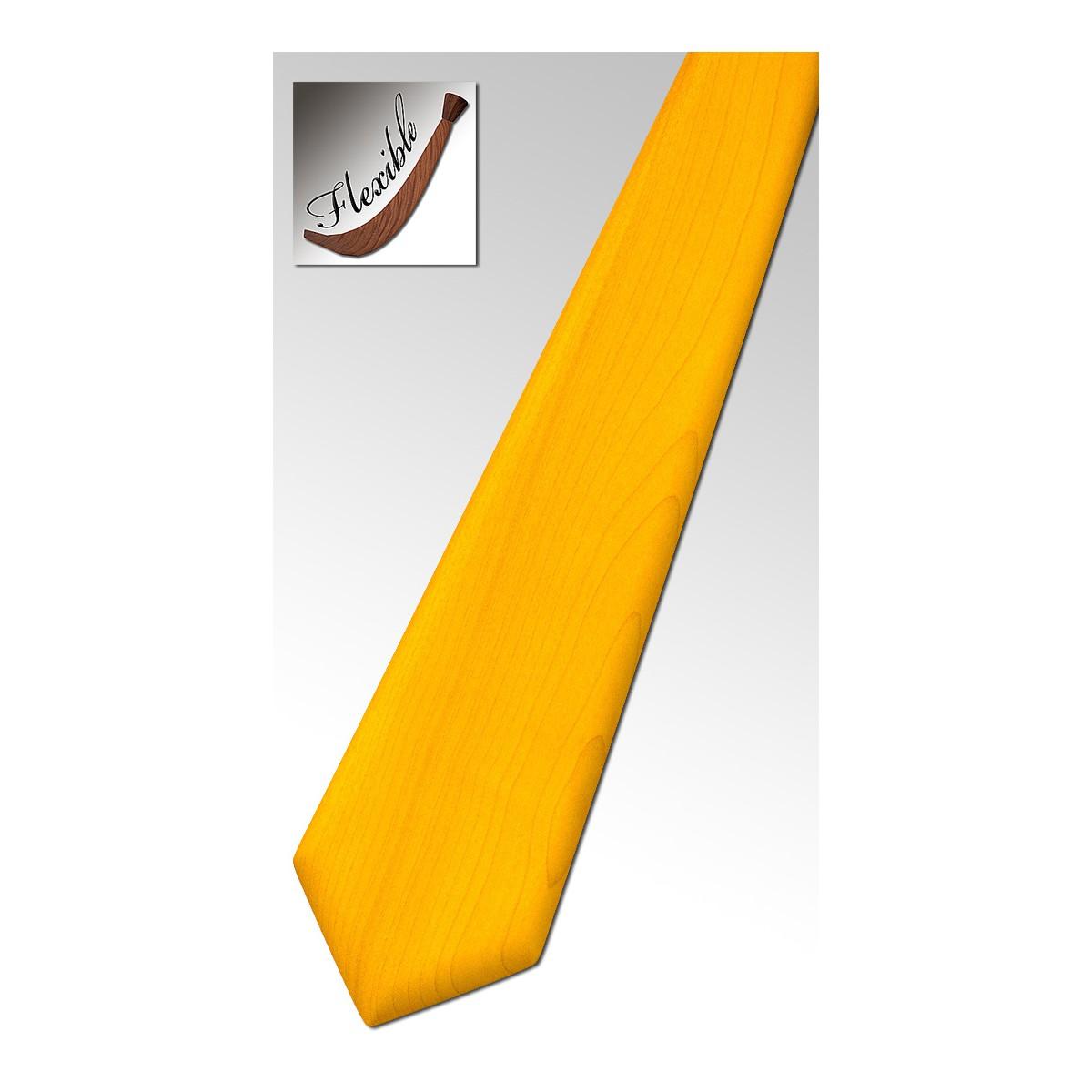 cravate en bois teint jaune melissambre noeuds. Black Bedroom Furniture Sets. Home Design Ideas