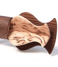 Bow ties in wood - The Retro