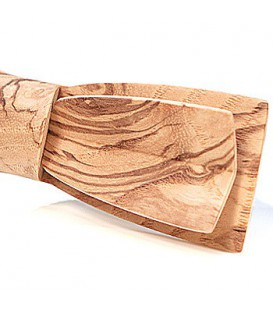 Bow ties in wood - The Stretto