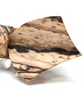 Bow ties in wood - Eole