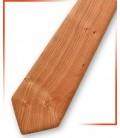 Les cravates en bois nobles