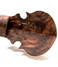 Bow ties in wood - The Violin