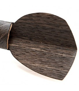 Bow ties in wood - The Half-Moon