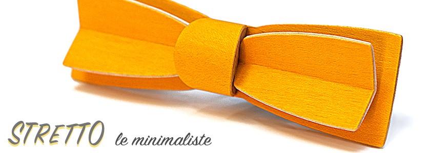 Nœud papillon en bois - Les couleurs - MELISSAMBRE